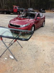 Auto Glass anywhere in Atlanta