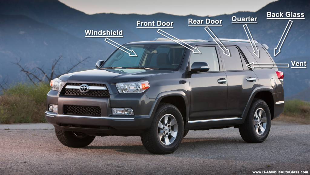 Illustration uses: Toyota 4Runner (more)